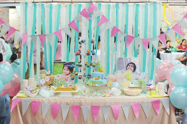 Underwater Themed Birthday Party - 03