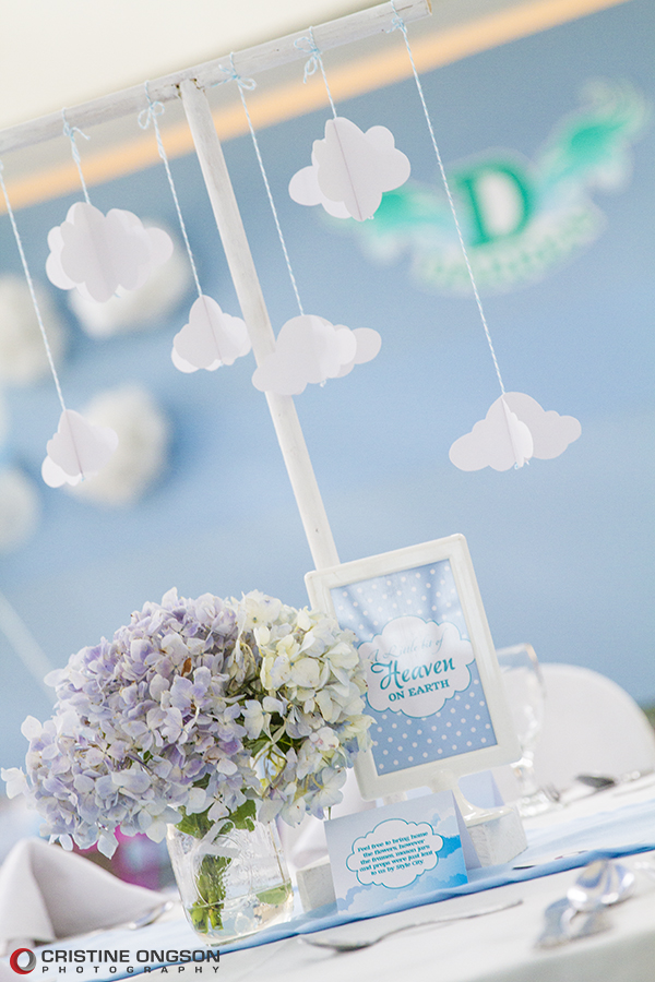 Heaven And Angel Themed Party One Charming Day