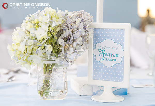 Heaven and Angel Themed Birthday Party - 33