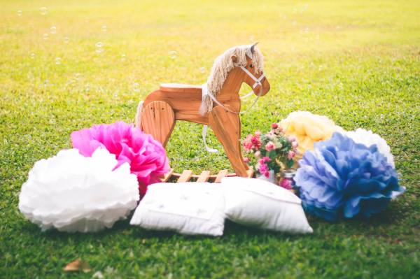 Rainbows and Unicorns Baby Lifestyle Shoot 2