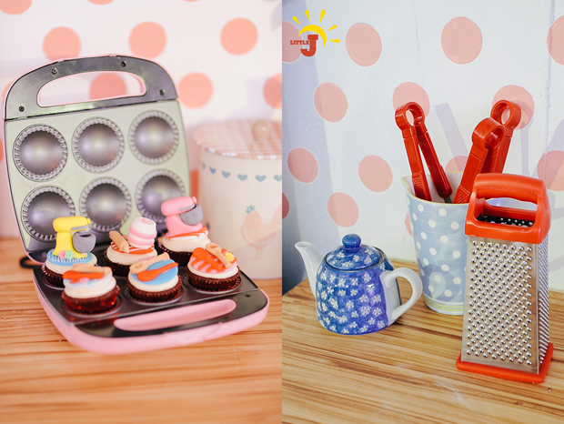 Retro Kitchen Inspired Party - 17