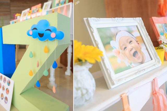 Happy Clouds and Raindrops Party - 23