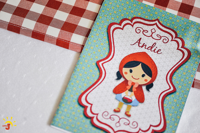 Little Red Riding Hood Birthday Party - 39