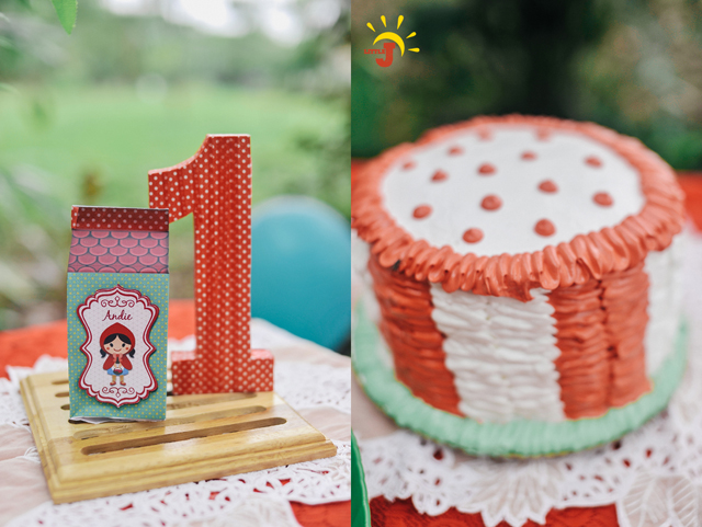 Little Red Riding Hood Birthday Party - 51