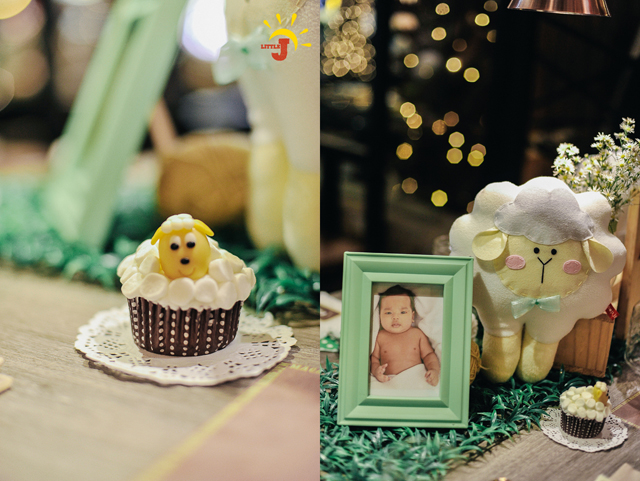 Little Little Sheep Themed Party - 02