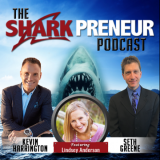 The Sharkprenuer Podcast Seth Greene Interviews Lindsey Anderson