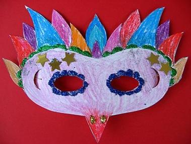 Mardi Gras Mask Download