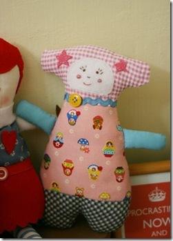 Lily Marlene Doll Pattern