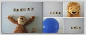 Personalized First Word Book