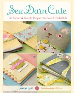 Book Giveaway: Sew Darn Cute