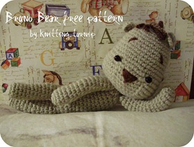knittingturnupbrunobearpattern