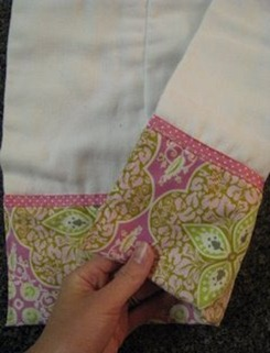 Double-Sided Burp Cloth Tutorial