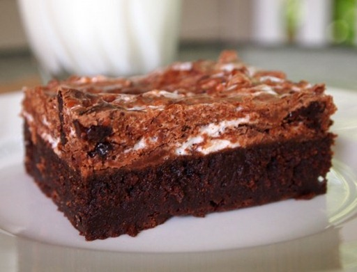brownies from comfortably domestic