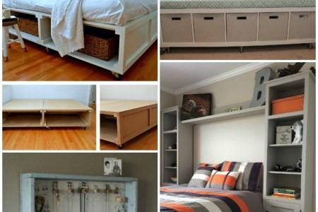 19 bedroom ization ideas