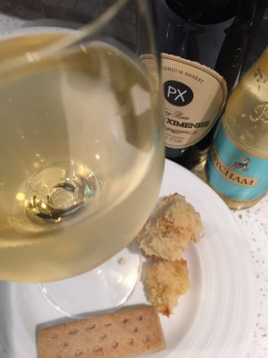 The Great British Bake Off wines