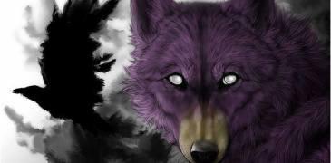 Running Wolf Background Casting