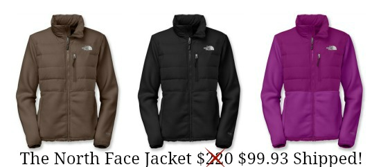 North Face Jacket Coupon