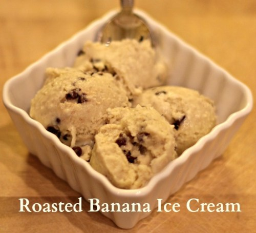 Recipes: Homemade Ice Cream and Sorbets