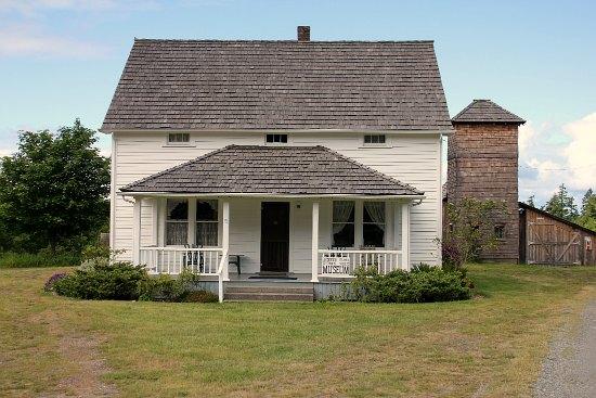 anderson island homestead
