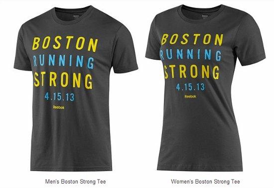 boston strong running t shirt