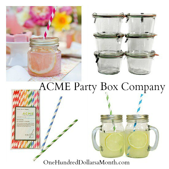 ACME Party Box Company