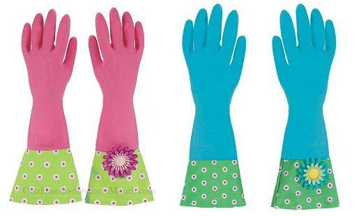 Cute Latex  Gloves