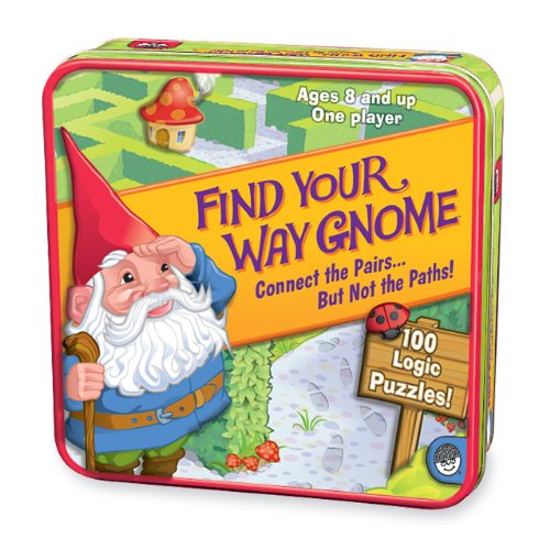 Find Your Way Gnome Board Game