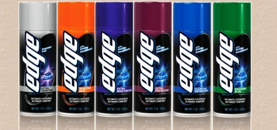 Edge Shave Gel coupons