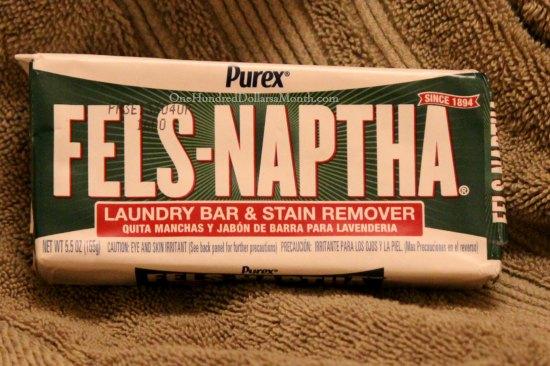 Fels Naptha Laundry Bar