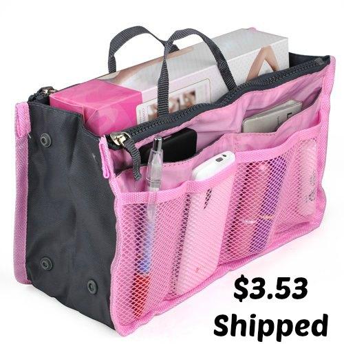 World Pride Nylon Handbag
