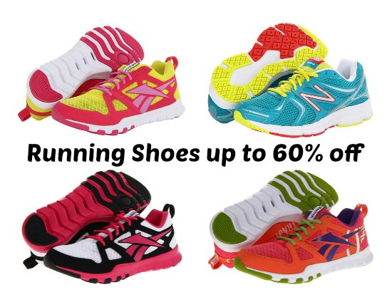 deals on running shoes