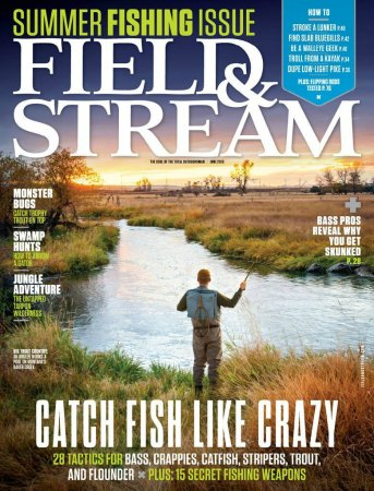 field and stream june 2013