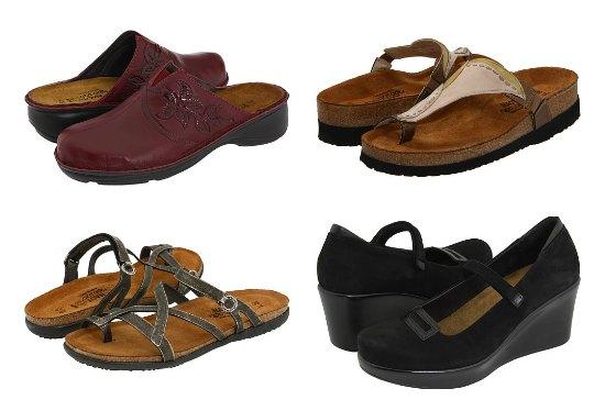 naot footwear deals