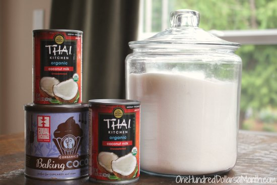 Vegan Recipe - Chocolate Coconut Ice Cream