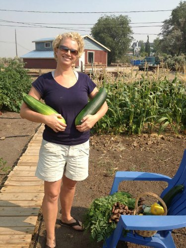 Christine Backyard Gardener