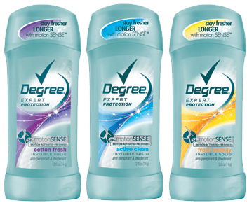 Degree Women Dry Protection coupons