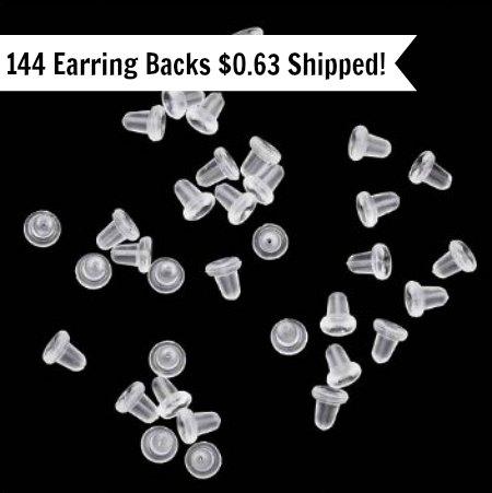 earring backs