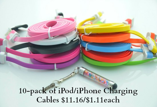 iphone ipad charging cables