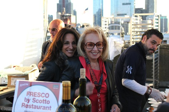 scotto family fresco by Scotto Restaurant