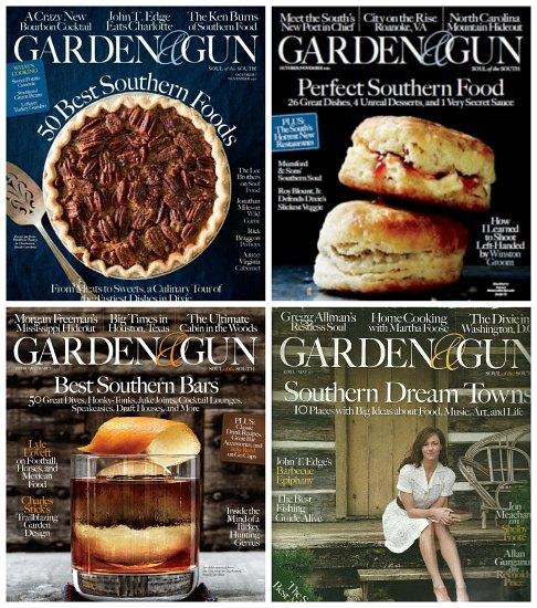 garden and gun magazine