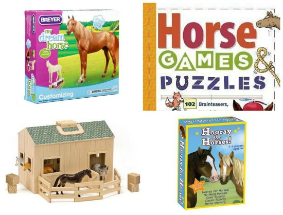 horse gifts for girls