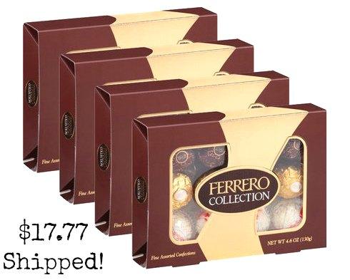 Ferrero Collection Assorted Chocolates