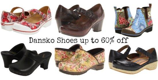 dansko shoes sale coupon