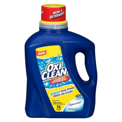 NEW OxiClean Laundry Detergent coupon
