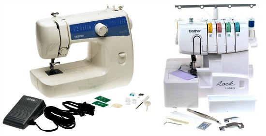 sewing machine serger