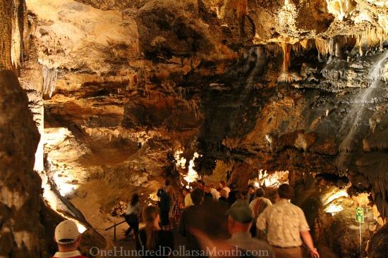 luray caverns virginia