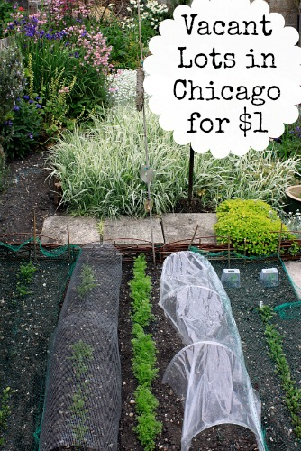 Vacant Lots in Chicago for $1
