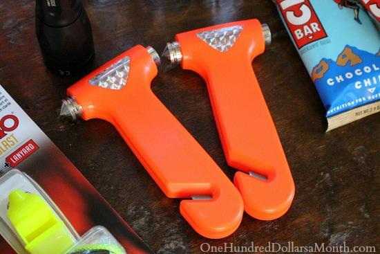 seatbelt cutters
