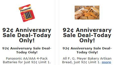 fred meyer anniversary sale deals