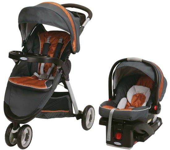 graco baby stoller carseat